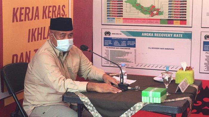 Bupati Kukar Edi Damansyah Sebut Tugas Penanganan Covid-19 Tetap yang Utama Dilaksanakan