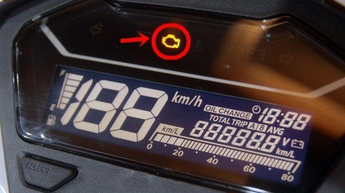 Buat Para Riders Berikut Fungsi Indikator MIL pada Sepeda Motor Honda
