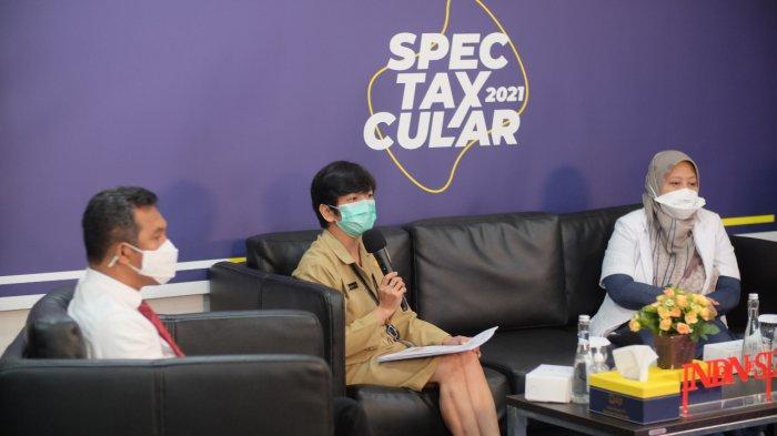 DJP Kaltimra Gelar Talk Show, Bahas Strategi hingga Peranan Pajak bagi Penanganan Covid-19
