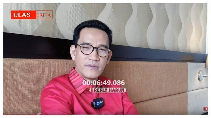 Ke Karni Ilyas, Refly Harun Bocorkan Mudahnya Jadi Presiden 3 Periode, Penolak dari Pembantu Jokowi