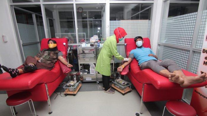 UPDATE Stok Darah Balikpapan, Rabu 13 Oktober 2021, PMI Akui PK Masih Terbatas
