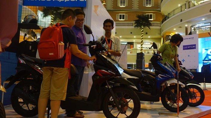 All New Honda BeAT Series Hadir di Balikpapan, Dilengkapi Power Charger, Harga Mulai Rp 18 Jutaan