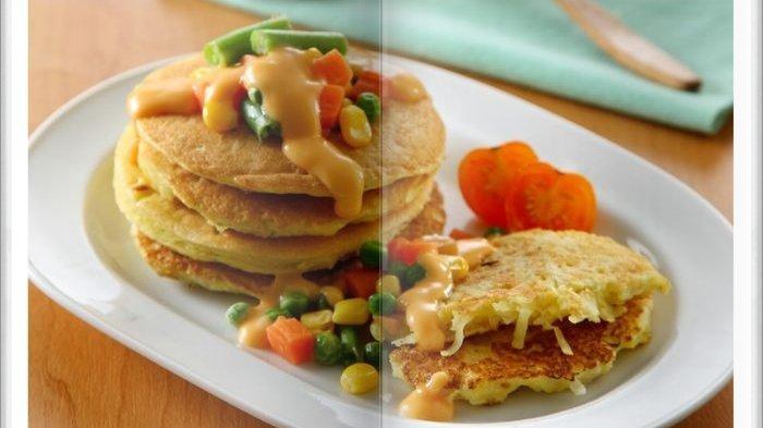 Cara Bikin Pancake Kentang Super Enak, Kreasi Menu Sarapan Pasti Disukai Keluarga Tercinta
