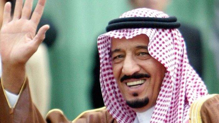 Akhirnya Raja Salman Muncul Sejak Virus Corona Mewabah di Arab Saudi, Singgung Periode Sulit Dunia
