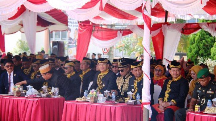 Peringati HUT ke-18 PPU, Bupati Abdul Gafur Masud Ajak Masyarakat Saling Menghargai
