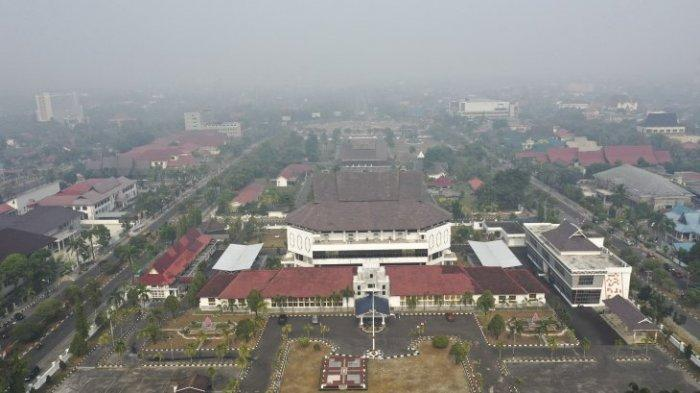 Kalimantan Barat Terbanyak Hotspot Kebakaran Hutan, Efeknya Sempat ke Perbatasan Sampai Malaysia