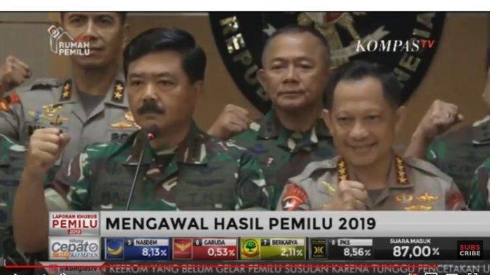 TERPOPULER - Kapolri Mengaku tak Nyaman Periksa Purnawirawan TNI, Panglima TNI Angkat Bicara