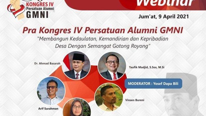Tatap Kongres PA GMNI di Bandung, Eva Kusuma Sundari Berpendapat jadi Ketum tak Harus dari PDIP