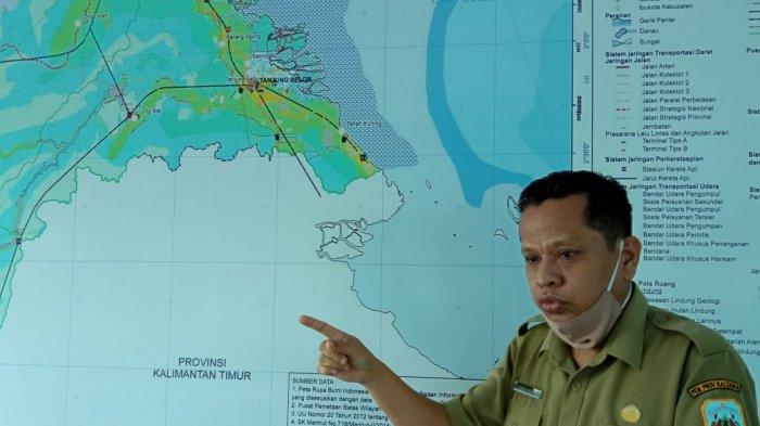 DPUPR Kaltara Usulkan 400 Hektar Lahan untuk Pusat Pemerintahan Tana Tidung