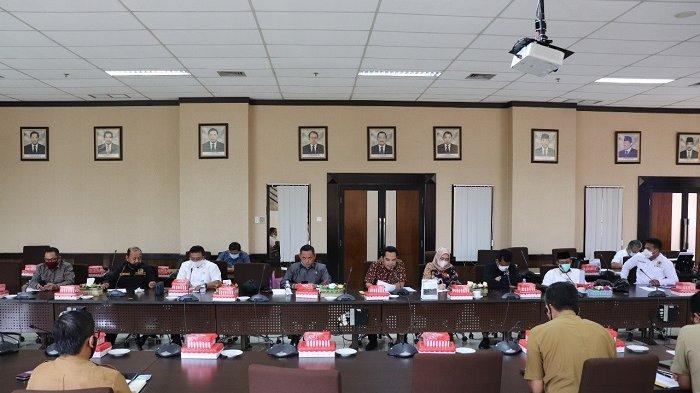 Pansus RP3KP Kaltim Bahas Pembagian Kewenangan Provinsi dan Daerah