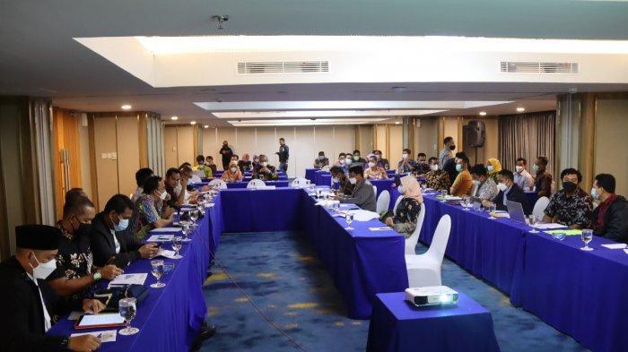 Pansus LKPj Panggil OPD Pemprov Kalimantan Timur Terkait Program Prioritas Daerah
