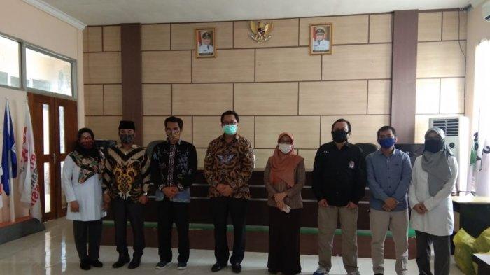 Wakil Ketua DPD RI Mahyudin Kunjungi KPU Kutai Timur Pantau Kesiapan Pilkada 2020