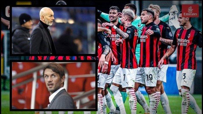 Berita AC Milan Terbaru, Stefano Pioli Haramkan Rossoneri Mimpi Juara Liga Italia, Cek Alasannya!