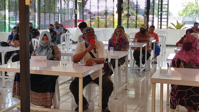Miliki Surat Keterangan Usaha, Pedagang di Jalan Sultan Hasanuddin Samarinda Bersedia Direlokasi