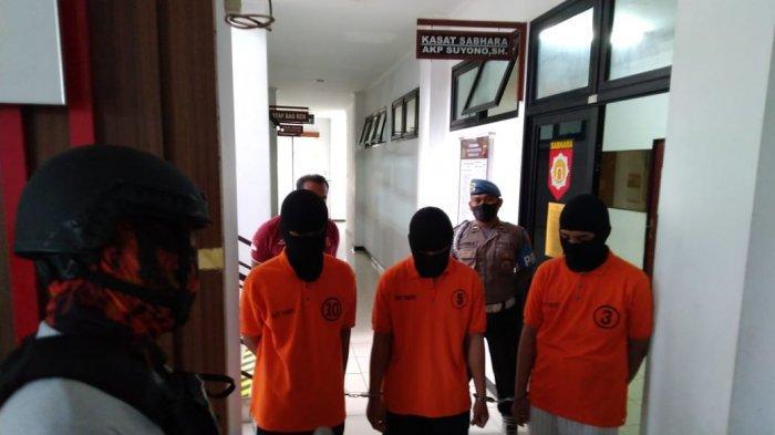 3 Pelajar di Tenggarong Nekat Mau Rampok Toko Emas, Nyali Mereka Ciut Saat Warga Berdatangan