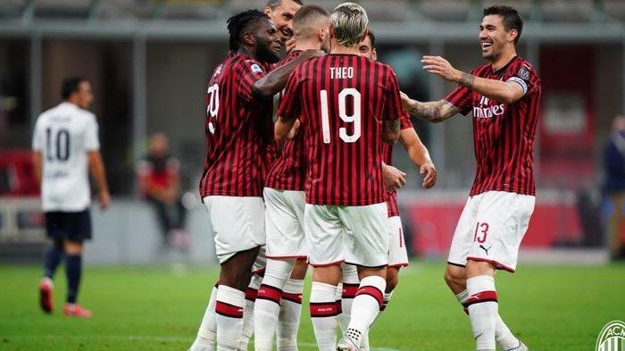 AC Milan Tampil Seksi Setelah Liga Italia Restart, Sejumlah Pemain Antre Perpanjang Kontrak