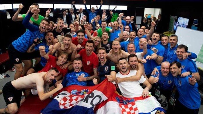 Kroasia, Tim Spesialis Perpanjangan Waktu di Piala Dunia 2018