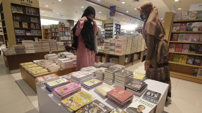 Hingga Akhir Bulan, Gramedia Big Mall Samarinda Gelar Diskon Buku, Dapat Potongan 25 Persen