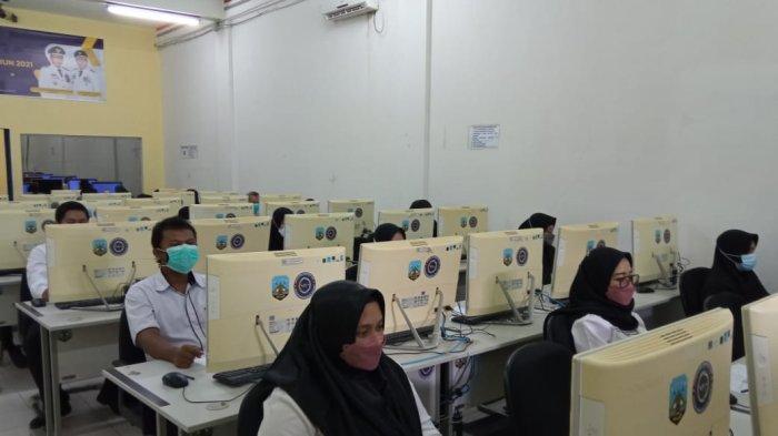 Seleksi PPPK Non Guru Kaltara Dimulai Hari Ini, Panita Siapkan 4 Sesi Ujian