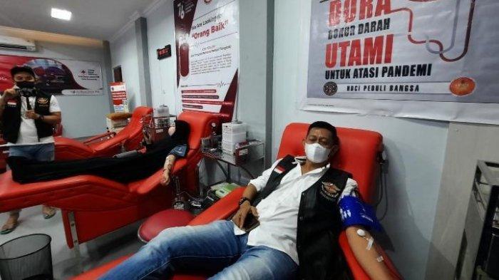 Update Stok Darah di UDD PMI Samarinda, Stok Darah Plasma Konvalesen Tersedia 27 Kantong