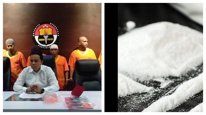 Grebek Tersangka Pencurian, Polisi Temukan Sabu 0,41 Gram, Ini Proses Penangkapannya