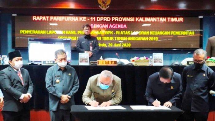 Pemprov Raih WTP Ketujuh, Makmur: Jadikan Penyemangat untuk Mempercepat Kemajuan Kaltim