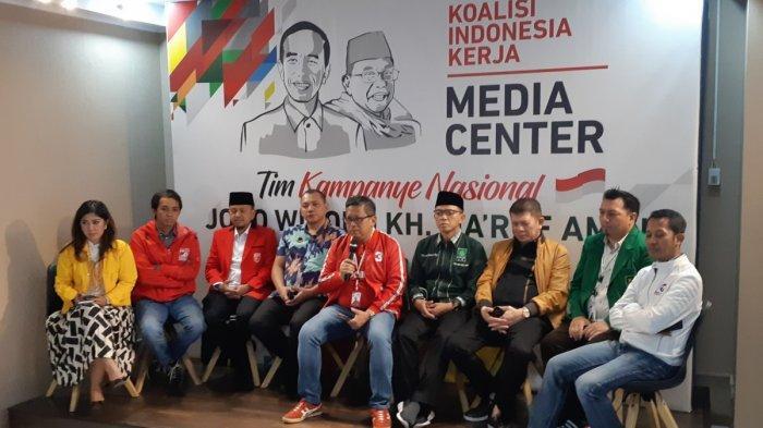 Andai Jokowi-Maruf Menang, Litbang Kompas Jelaskan Seperti Apa Kekuatan Koalisi Mereka di Parlemen