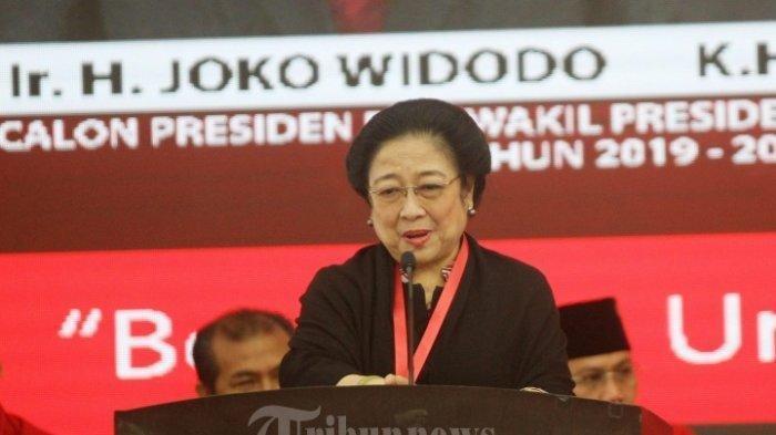 Megawati Angkat Bicara Soal Peran PDIP Dalam Penentuan Kabinet Jokowi-Maruf Lima Tahun Mendatang