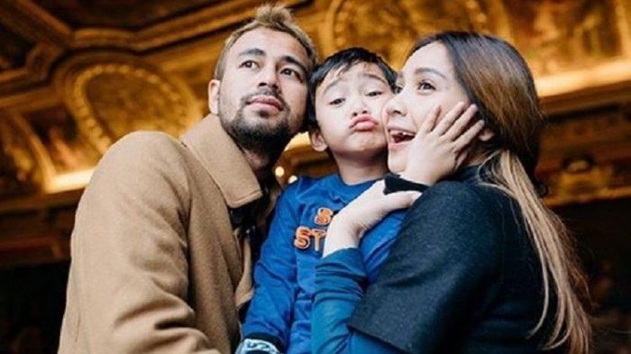 Pertengkaran Nagita Slavina dan Raffi Ahmad Dilihat dan Diingat Rafathar, Gigi Beri Penjelasan