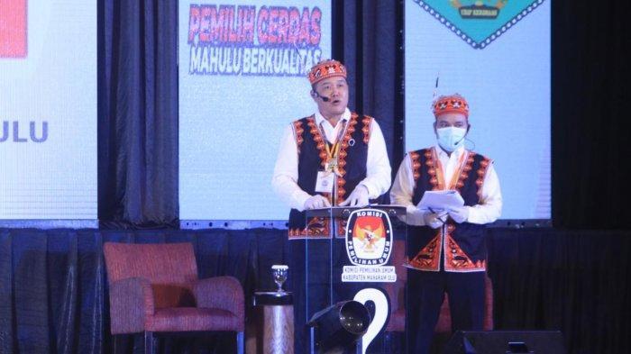 Rencana Pemekaran Kecamatan di Mahulu, Ini Kata Kedua Paslon Bupati dan Wakil Bupati