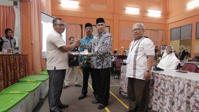 Syarat Dukungan Ditolak KPU Balikpapan, Suara Bacalon Jalur Perseorangan Sholehuddin Dilirik Parpol