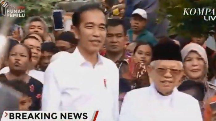 TERPOPULER - Mantan Bupati Ini Pernah Nazar Robohkan 1000 Rumah Janda Tua jika Jokowi Menang Pilpres