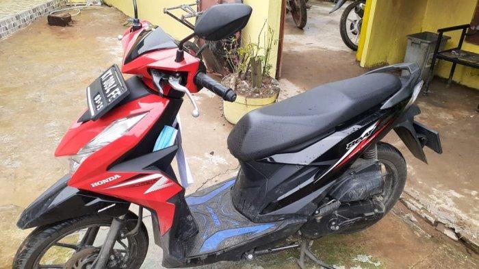 Sejoli di Samarinda Mencuri Sepeda Motor, Setelah Berhasil Dikuasai, Pelaku Minta Tebusan ke Korban