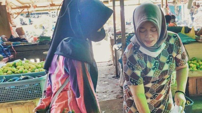 Harga Cabai di Pasar Induk Sangatta Utara Kutim Naik, Tembus Rp 60 Ribu per Kg