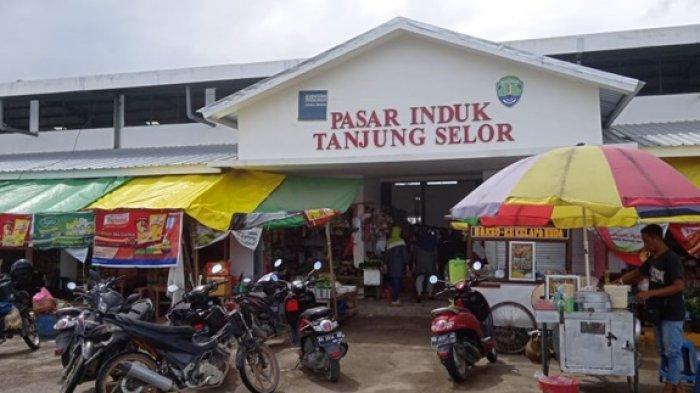 Fisik Pasar di Tanjung Palas Telah Tuntas, Pemprov Kaltara Lanjutkan Bangun Fasilitas Pendukungnya