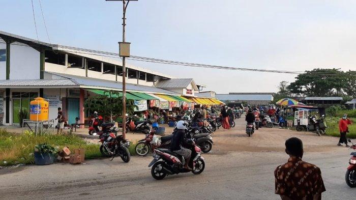Syarwani dan Ingkong Ala Resmi Dilantik, Inilah Harapan Pedagang di Pasar Induk Tanjung Selor
