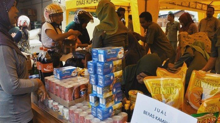 Pasar Murah akan Digelar di 20 Kecamatan di Kaltim, Dilakukan Secara Online untuk Cegah Corona