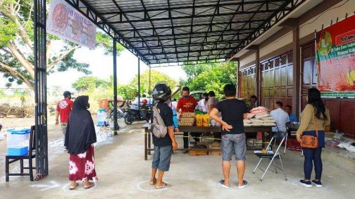 Bawang Merah Rp 48.000/Kg, Pemprov Gelar Pasar Murah Tekan Harga Pangan di Kaltara
