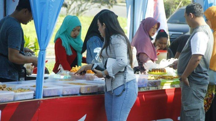 Area Pasar Segar Disulap jadi Pasar Ramadhan, Berikut Tanggapan Pengunjung.