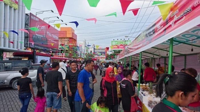 VIDEO - Pasar Ramadhan di Pasar Segar Balikpapan,  Ragam Penganan dengan Harga Terjangkau