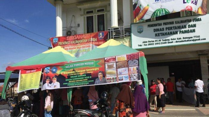 4 Desember Ada Operasi Pasar Murah di Kalimantan Utara, Jelang Hari Natal Tahun Baru, Ini Lokasinya
