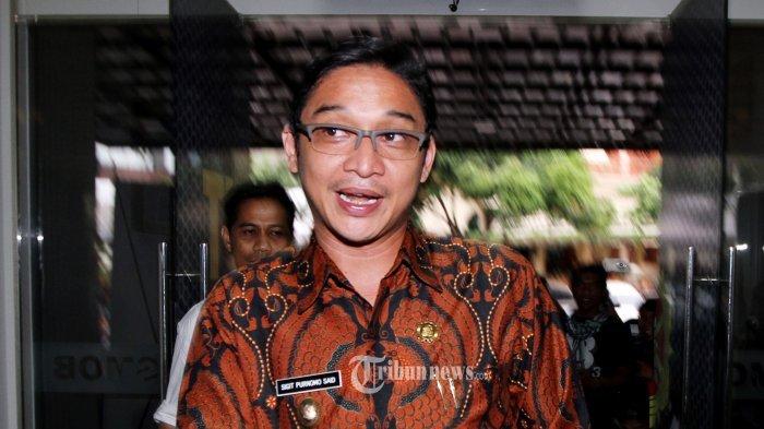 Sigit Purnomo Said atau lebih dikenal Pasha Ungu saat menjabat Wakil Wali Kota Palu.