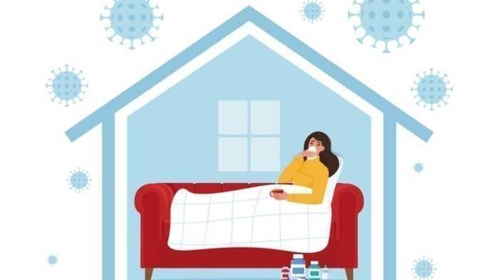 Penyebab Kondisi Pasien Covid-19 Memburuk saat Isoman di Rumah, Wajib Waspada