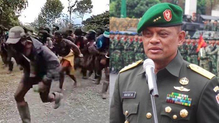 Eks Panglima TNI Sedih, Sebut Pasukan Setan Tak Ampuh Berantas KKB Papua, Ini yang Harus Dilakukan