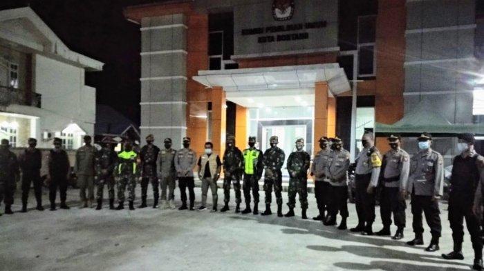 Jelang Pilkada, Bawaslu Bontang Rutin Lakukan Patroli Pengawasan Jam Malam