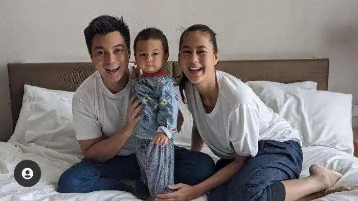 Paula Verhoeven Umumkan Kehamilan Calon Adik Kiano Tiger, Baim Wong Bagi-Bagi Hadiah Motor dan Mobil