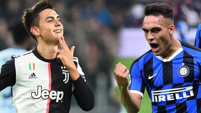 TERBARU Jadwal Liga Italia: Juventus vs Inter Milan, Si Nyonya Tua Berharap 'Bantuan' Nerazzurri?