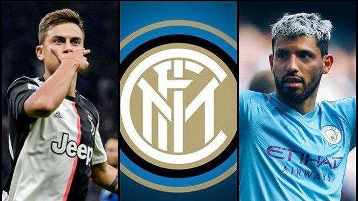 BURSA TRANSFER Inter Milan: Bajak Bintang Juventus atau Gadai Lukaku & Martinez Demi Bomber Man City