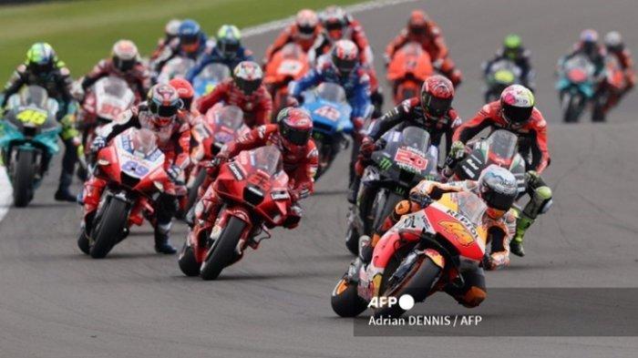 Live Trans7 Akhir Pekan Ini, Jadwal Terbaru MotoGP Amerika 2021 Jadi Pertarungan Gelar Juara Dunia