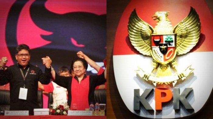 Beda Pendapat Anak Buah Megawati Setelah PDIP Terjerat Kasus Suap Komisioner KPU yang Ditangani KPK